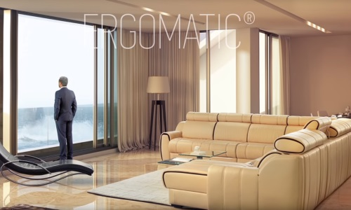 Ergomatic - новое поколение автоматических диванов!